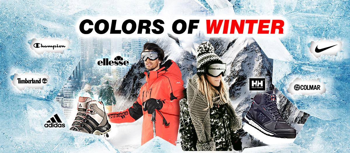 Boje zime