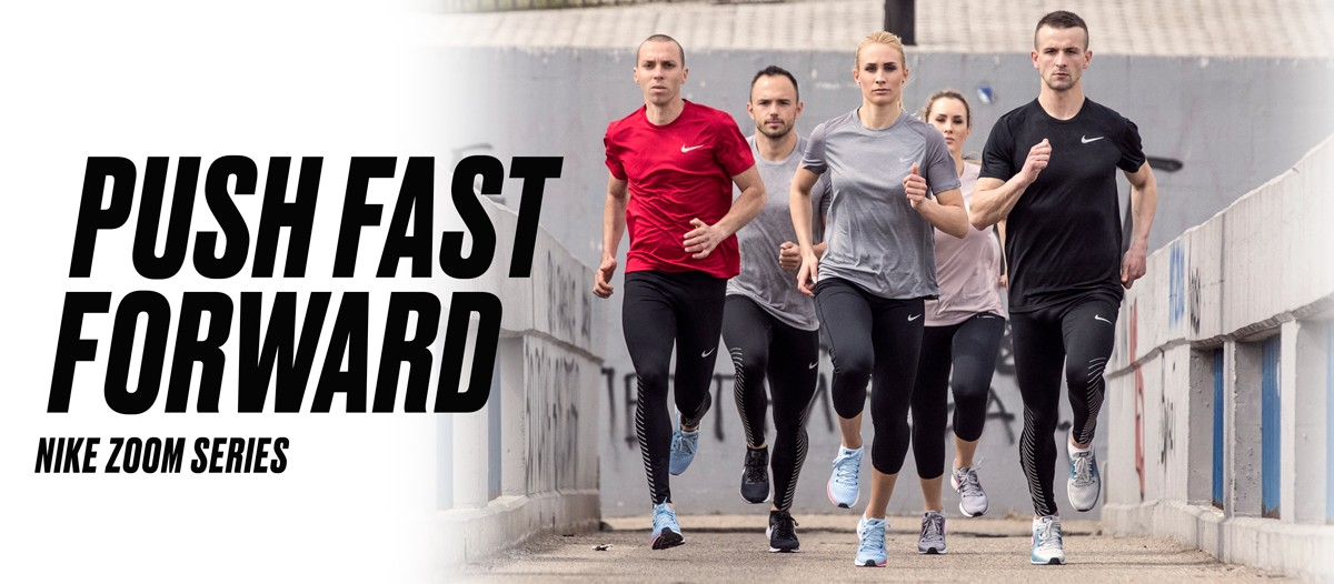 Push fast forward