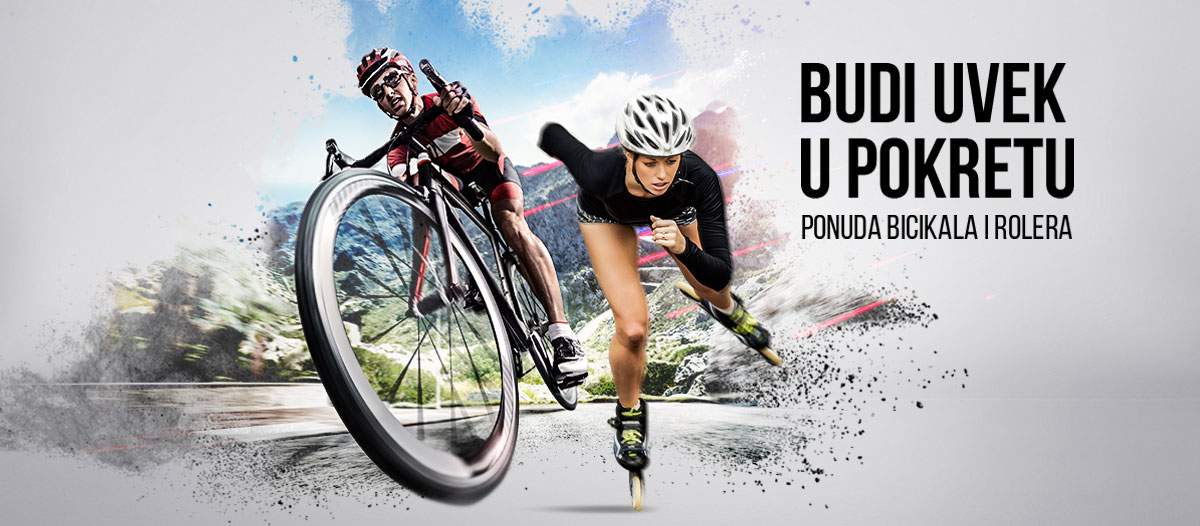 Bicikli i roleri