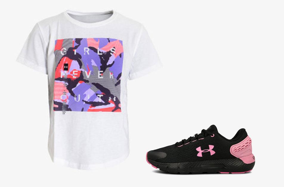 Obuća i odjeća za djevočice