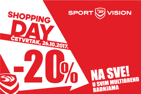 SPORT VISION SHOPPING DAY