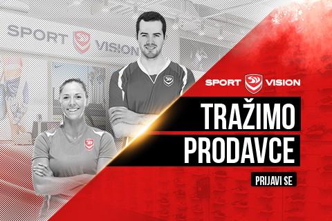 KONKURS ZA POSAO - PRODAVAC