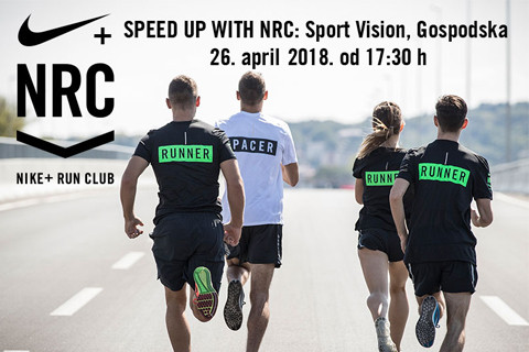 SPEED UP WITH NRC