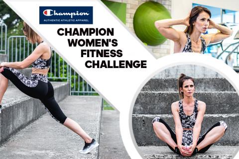 CHAMPION WOMEN'S FITNESS CHALLENGE