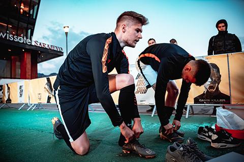 End It With Speed - Nike fudbalski spektakl okupio ljubitelje fudbala u Sarajevu