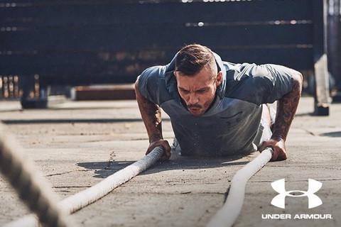 Ne propustite priliku da testirate svoje mogućnosti! Workout challenge by Under Armour and Sport Vision