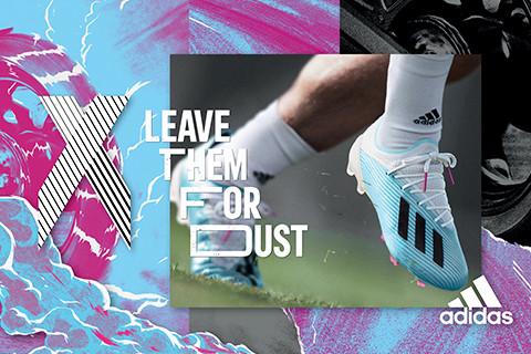 adidas Football predstavlja HARDWIRED kolekciju kopački sa upečatljivim bojama