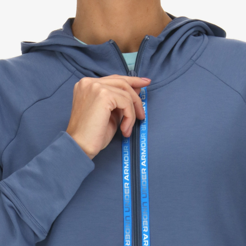 UNDER ARMOUR Rival Terry Taped FZ Hoodie