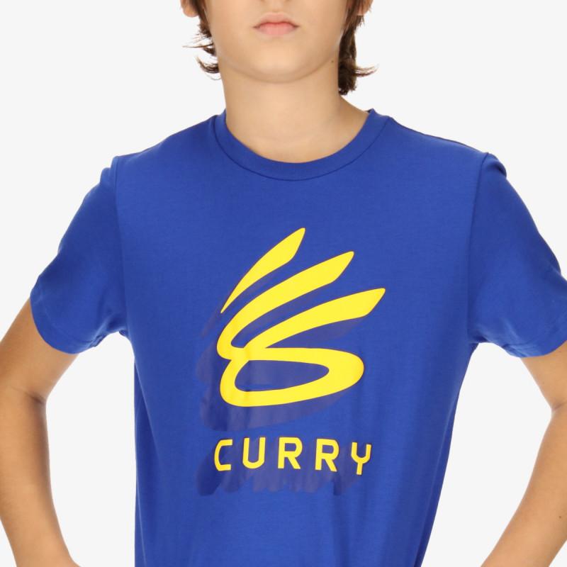 UNDER ARMOUR Curry Logo Tee