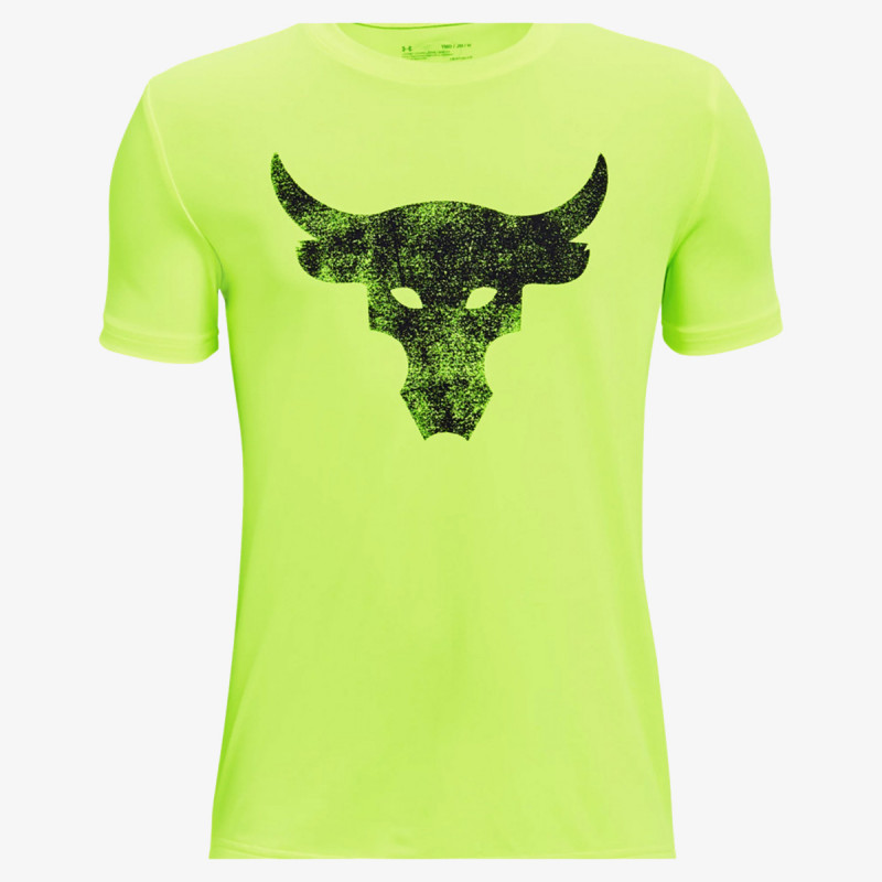 UNDER ARMOUR UA Project Rock BrhmaBull SS