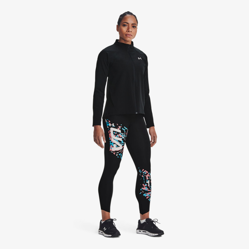 UNDER ARMOUR UA Fly Fast Floral 7/8 Tight