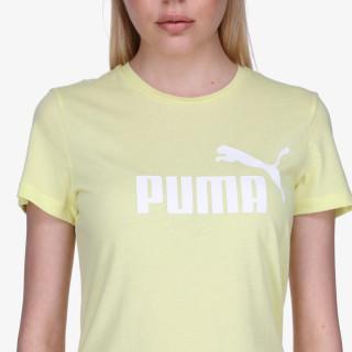 PUMA PUMA ESS Logo Heather Tee