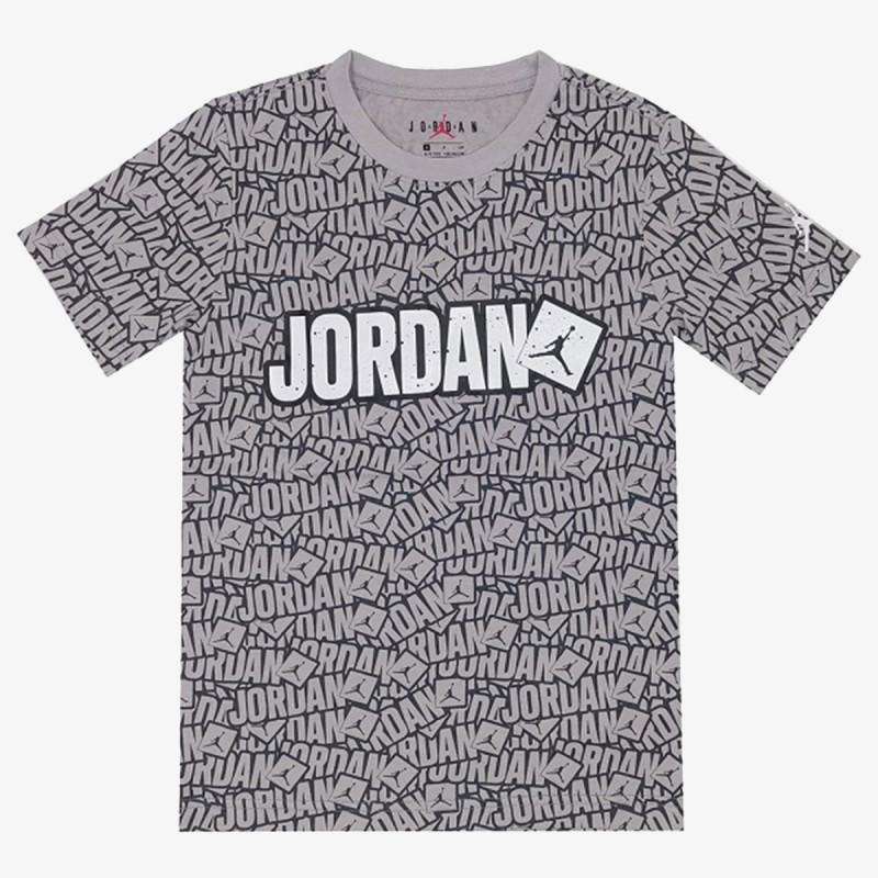 NIKE Jordan JDB  STICKER TEE 1