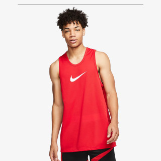 NIKE M NK DRY TOP SL CROSSOVER BB
