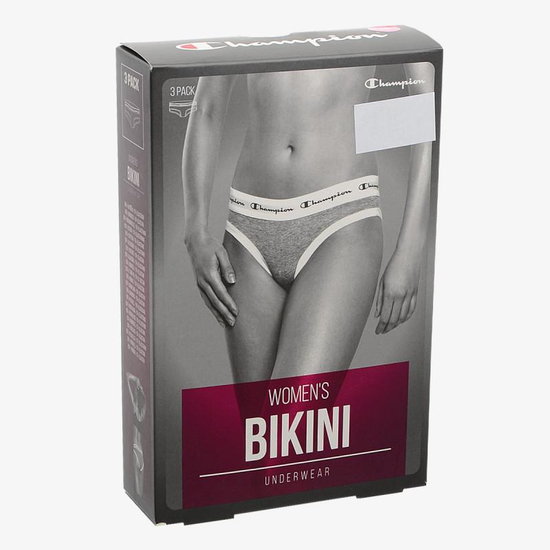 CHAMPION STRIPE LADIES BIKINI 3/1
