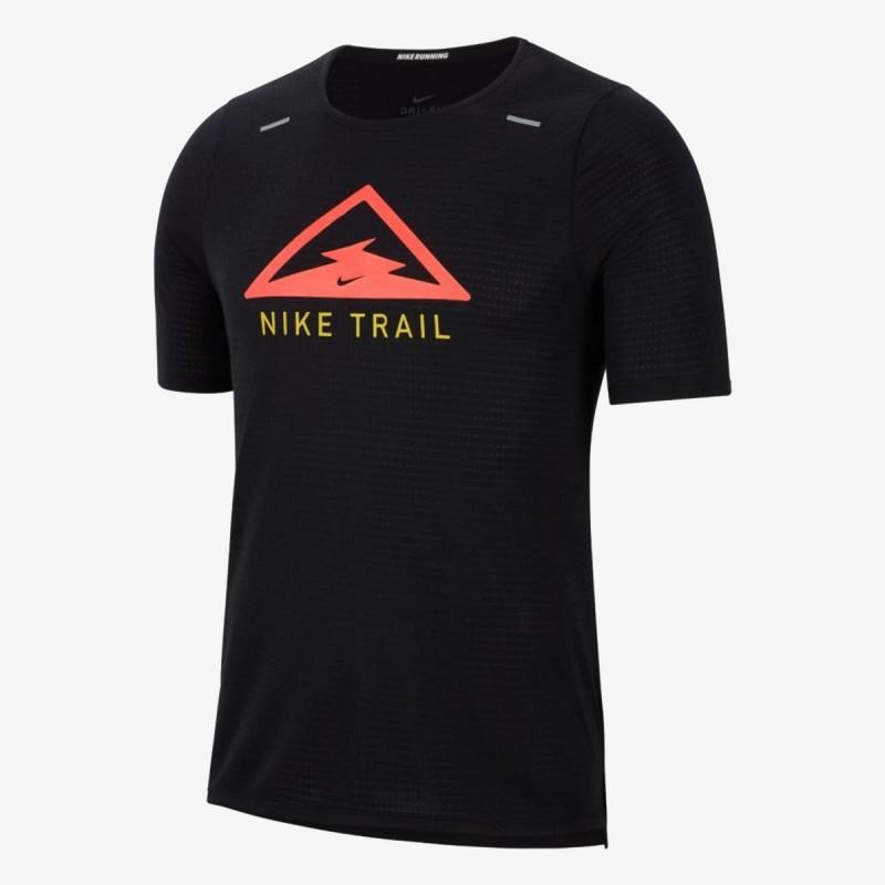 NIKE M NK RISE 365 TOP SS TRAIL