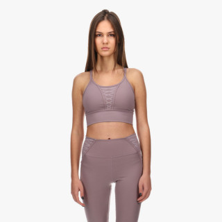NIKE W NK DRY CRP LACING TOP LUX