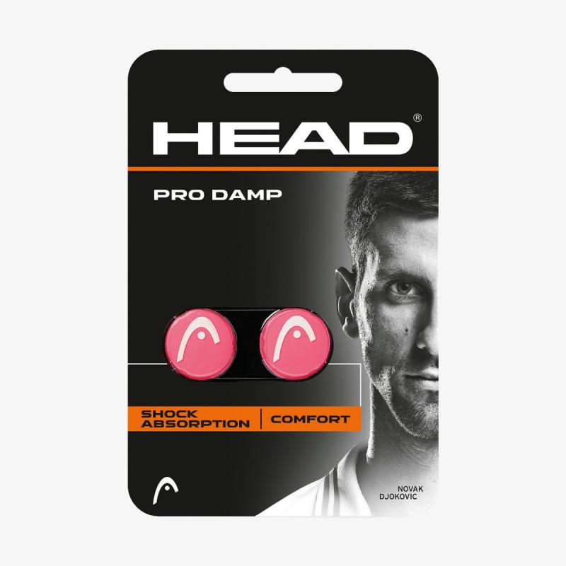 HEAD HEAD VIBROSTOP PRO DAMP, PINK