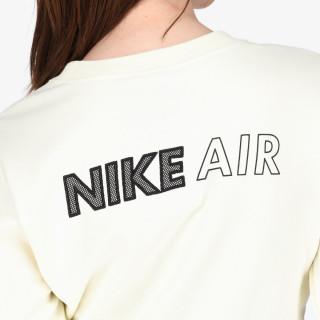 NIKE W NSW AIR CREW FLC