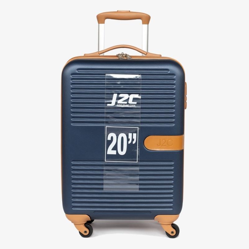 J2C J2C  3 in 1 HARD SUITCASE 20 INCH
