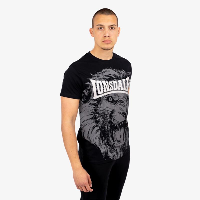 LONSDALE RETRO LION TEE