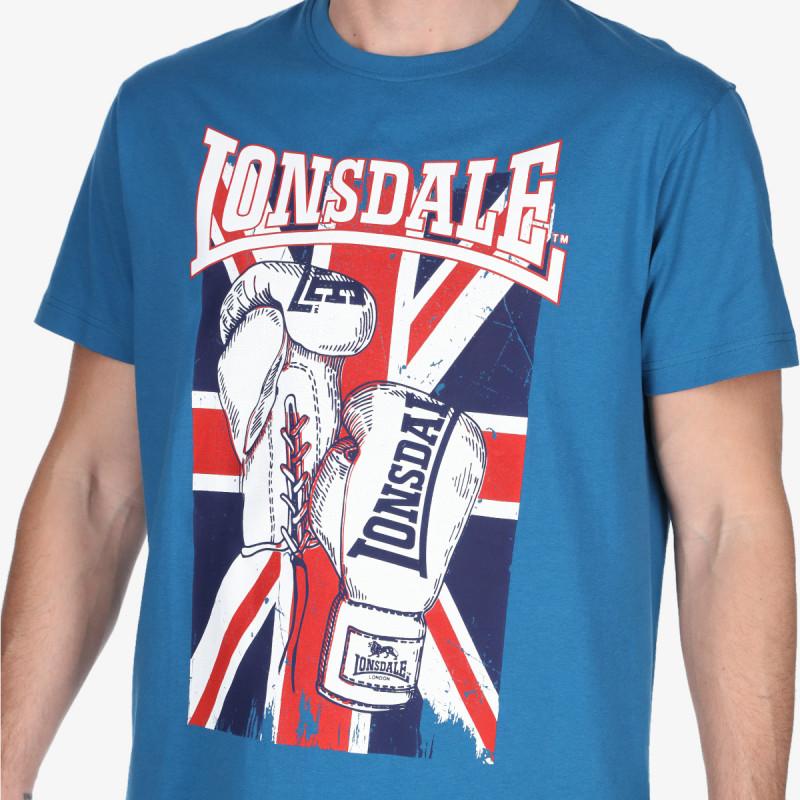 LONSDALE F21 Flag T-Shirt