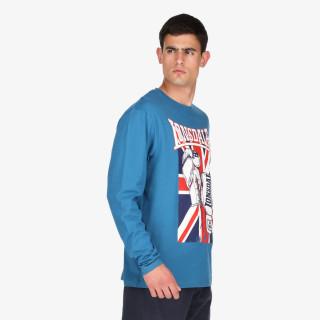 LONSDALE F21 Flag LONG T-Shirt