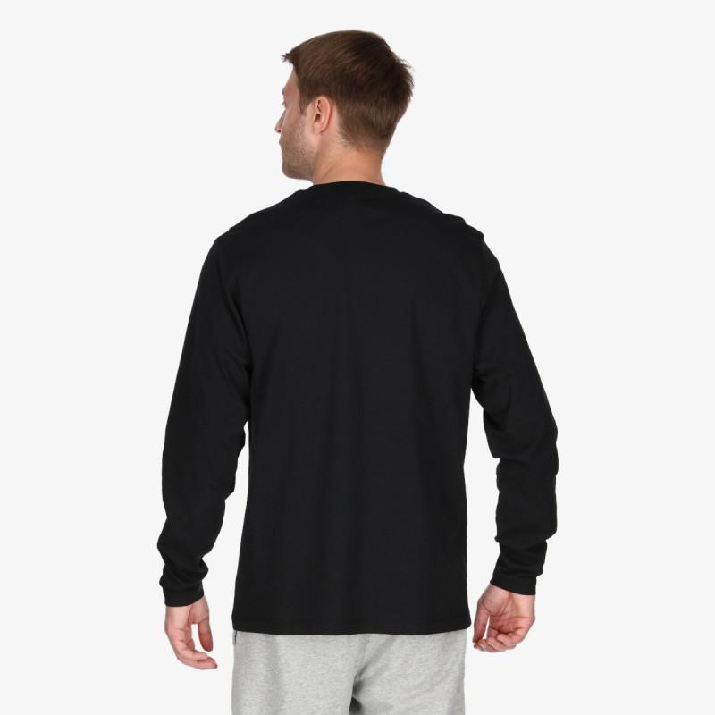 LONSDALE BLK F21 LONG T-Shirt