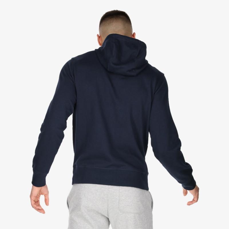 NEW BALANCE NB Essentials Stacked Full Zip Hoodie