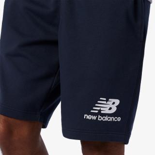 NEW BALANCE NB Essentials Stacked Logo Short