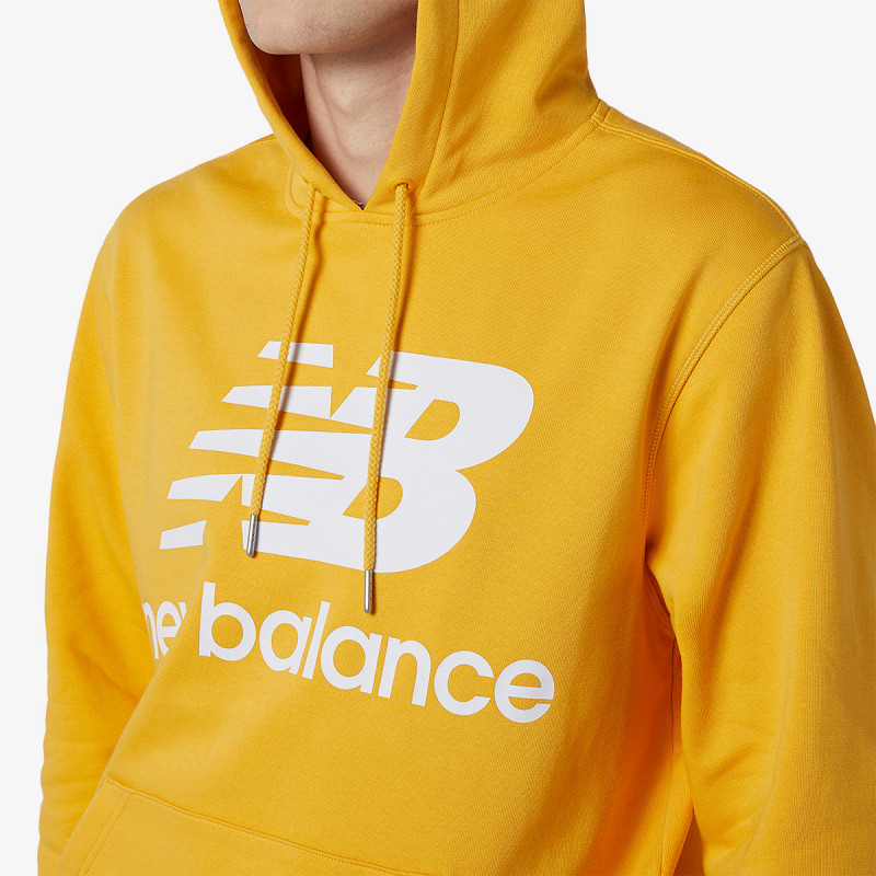 NEW BALANCE NB Essentials Stacked Logo Po Hoodie
