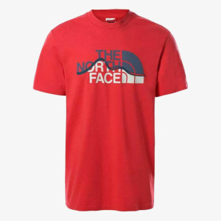 THE NORTH FACE M S/S MOUNT LINE TEE