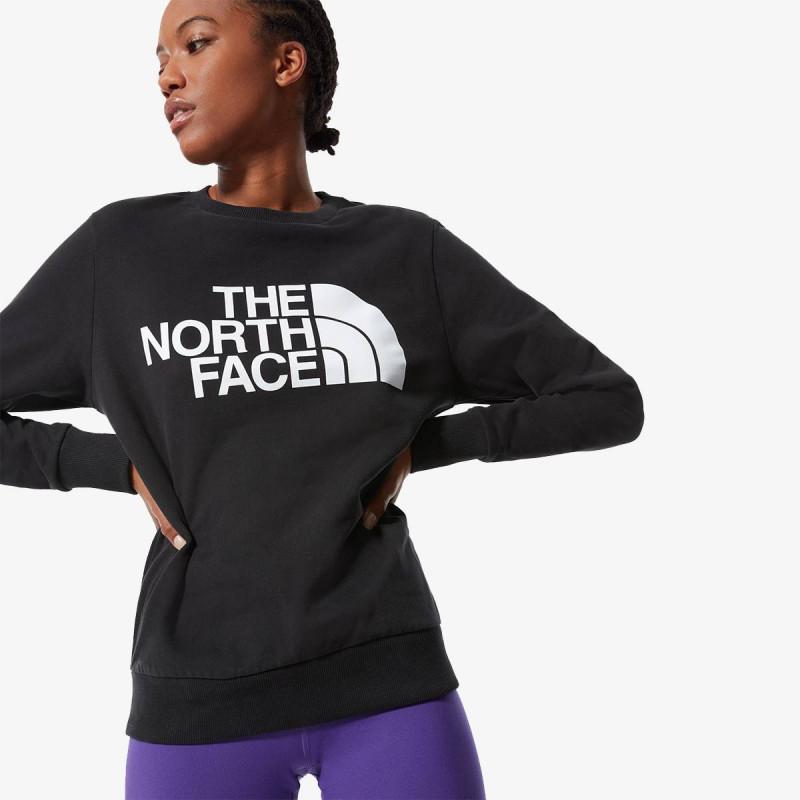 THE NORTH FACE W STANDARD CREW TNF BLACK