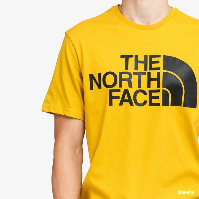 THE NORTH FACE M STANDARD SS TEE ARROWWOOD YLW