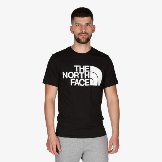 THE NORTH FACE M STANDARD SS TEE TNF BLACK