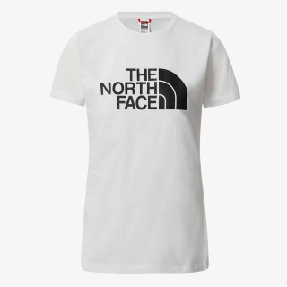 THE NORTH FACE W S/S EASY TEE TNF WHITE