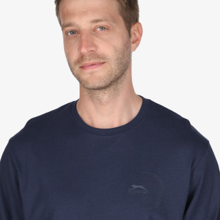 SLAZENGER Circle  Long T-Shirt