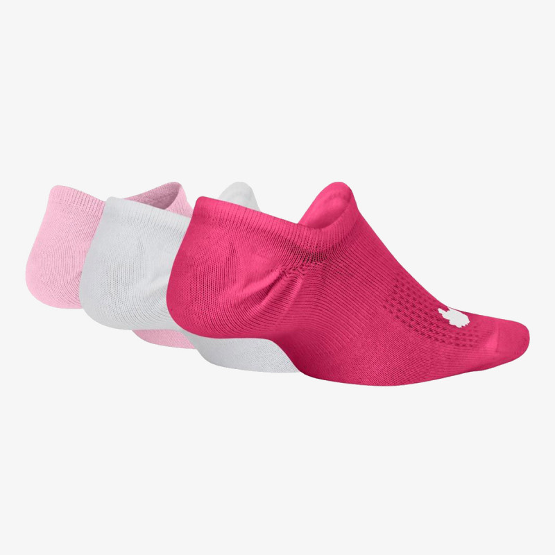 NIKE Y NK EVERYDAY LTWT FOOT 3P