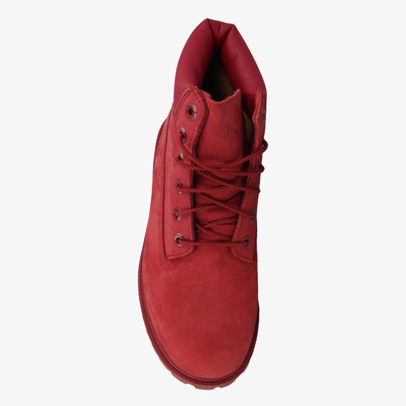 TIMBERLAND 6 IN PREMIUM WP BOOT RED