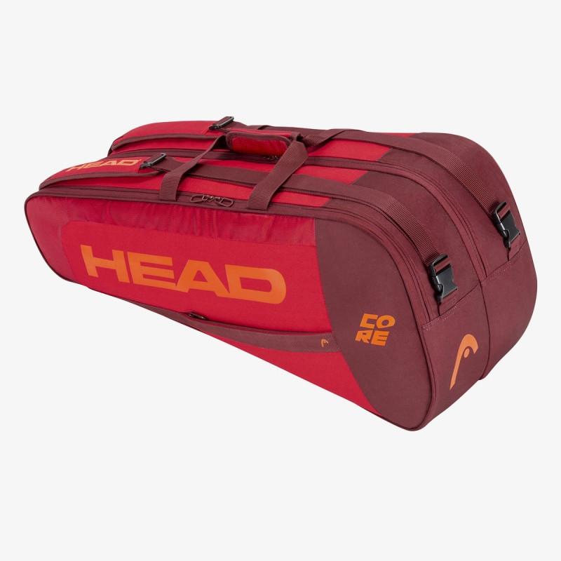 HEAD HEAD TORBA ZA TENIS CORE 6R COMBI 2021