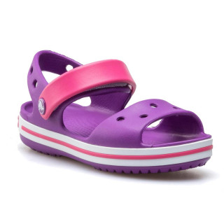 CROCS Sandale AMETHYST/PARADISE PINK