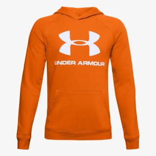 UNDER ARMOUR Dukserica Rival Logo Hoodie