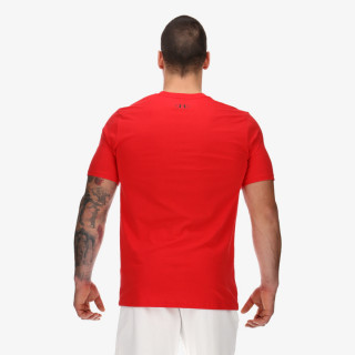 UNDER ARMOUR Majica UA GL Foundation SS T