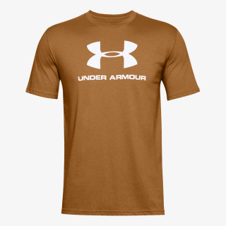UNDER ARMOUR Majica UA SPORTSTYLE LOGO SS