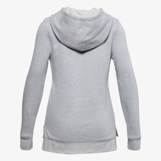 UNDER ARMOUR Dukserica Rival Print Fill Logo Hoodie