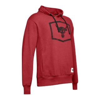 UNDER ARMOUR Dukserica PROJECT ROCK WARMUP TOP