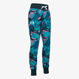 UNDER ARMOUR Donji dio trenerke Rival Printed Jogger