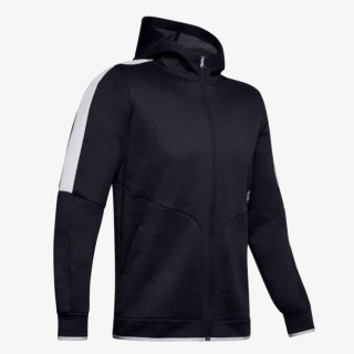 UNDER ARMOUR Dukserica Athlete Recovery Fleece Full Zip