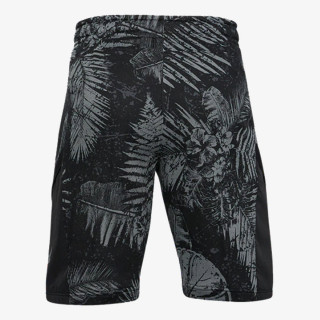 UNDER ARMOUR Trenerka PROJECT ROCK TERRY PRINTED SHORT
