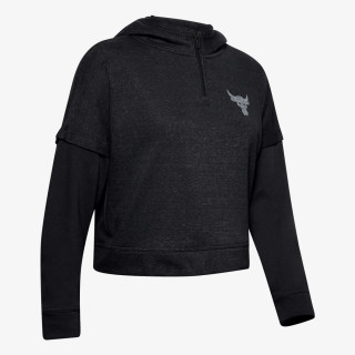 UNDER ARMOUR Dukserica UA PROJECT ROCK TERRY HOODIE